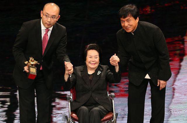 93岁金马影后离世:首位闯进好莱坞中国女星 (图)