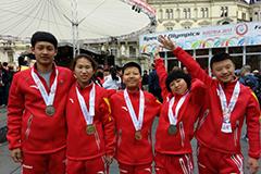 冬季特奥会:黑龙江省运动员获佳绩