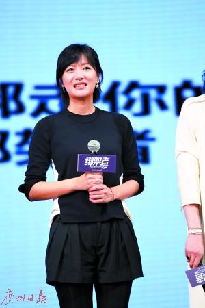 """徐静蕾谈""""小鲜肉""""演技:说到底是观众不在乎"""