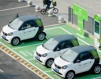 交通部:共享汽车出行占用道路资源多