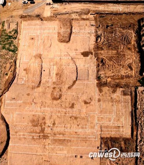 西安发现西汉京城卫戍部队驻地 破坏严重难再现全貌