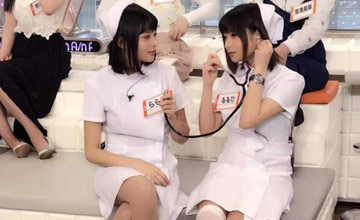 日本著名的双胞胎姐妹 竟是花了25万元整出来