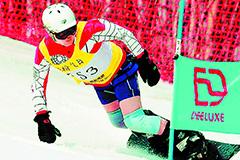 全国高山滑雪大众积分赛总决赛收官