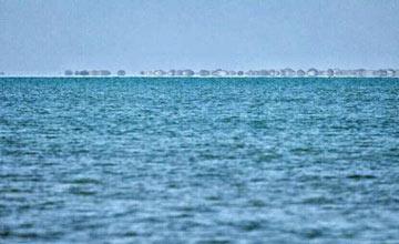 这是一个干枯了50年的湖