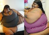 她被称为超级肥美人