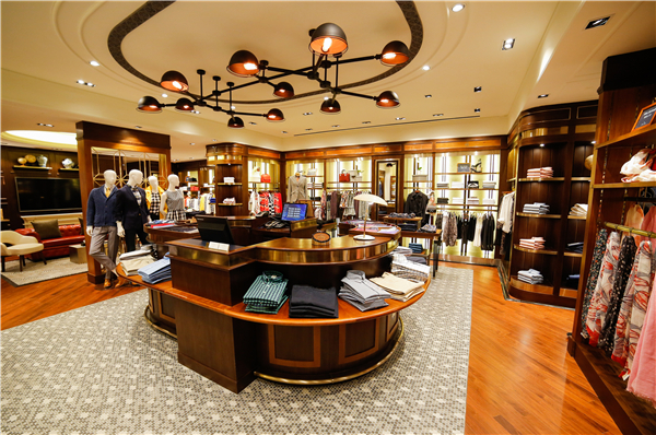 Brooks Brothers北京新店开幕 想要经典美式风就来这了