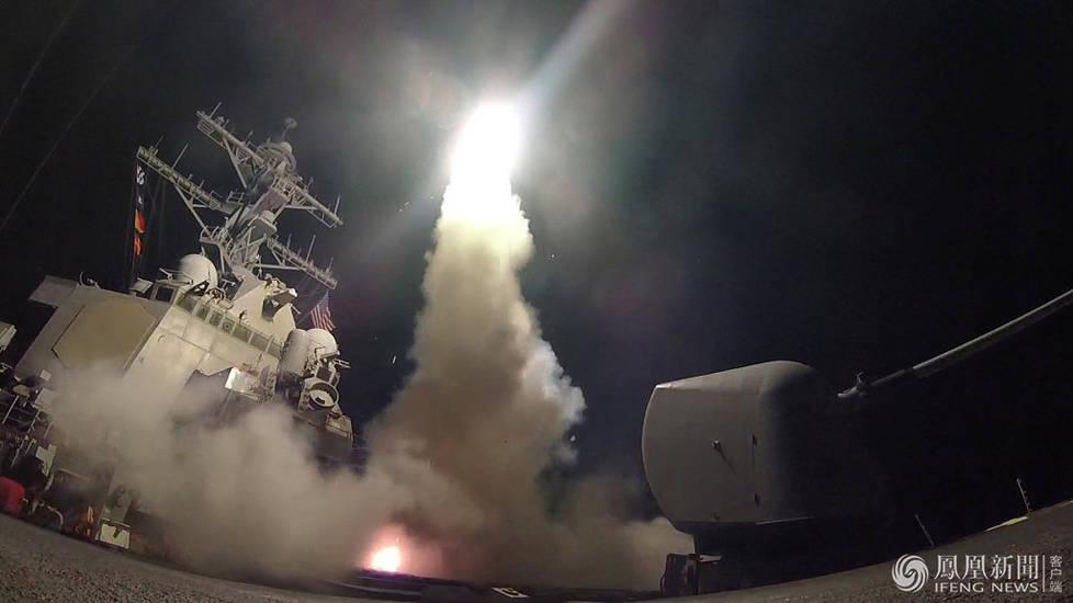 美国为何直接军事打击叙政府军?
