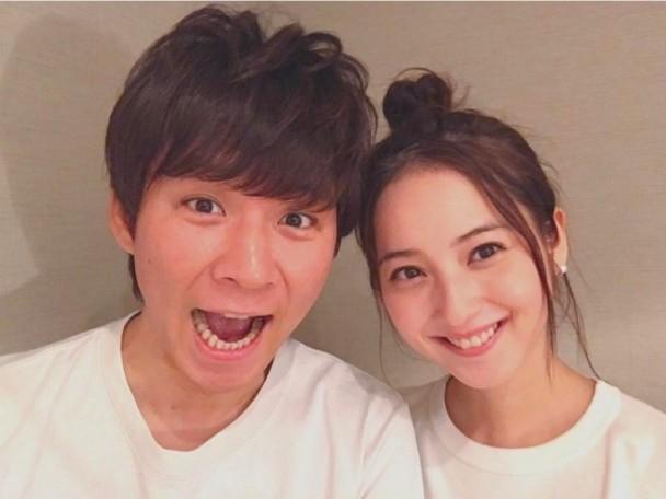 日本第一美人佐佐木希结婚 嫁大15岁谐星渡部建