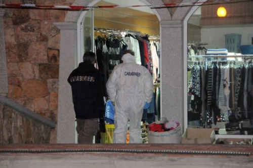 意大利华人女子服装店内遇害 身中11处刀伤