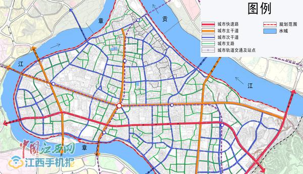长寿区最近交通规划图