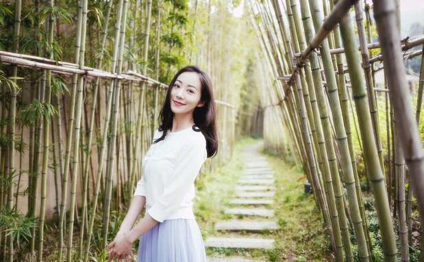 韩雪化身春日女神 晒照迷倒一众粉丝(图)