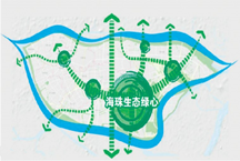 穗海珠逾1/4面积划入生态控制线