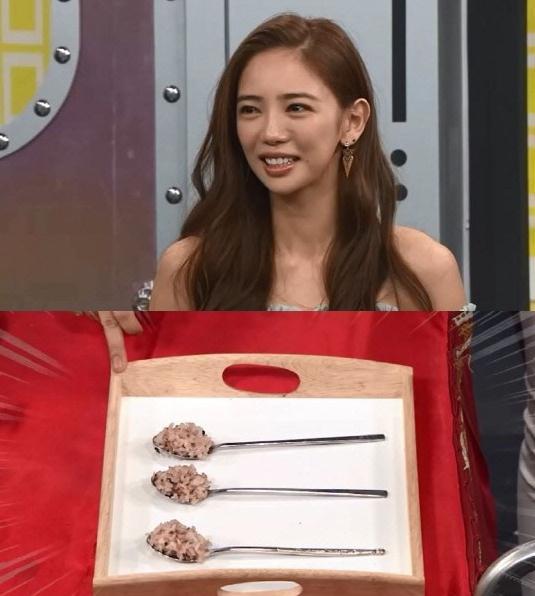 惊呆了!为了瘦,这个女星一餐只吃3勺饭(图)