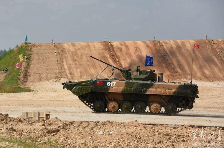 04式步战车备战苏沃洛夫突击赛 性能超越俄国表兄 - 子泳 - 子泳WZ的博客