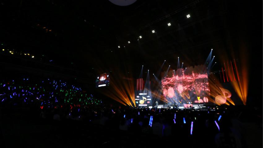 星光汇聚 !全球流行音乐年度盛典圆满落幕