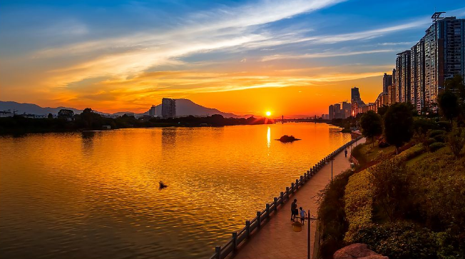中国旅游日 漳州旅发委举办公益宣传活动