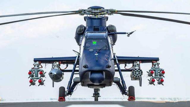 中国首款出口型专用武装直升机直19E首飞成功【图】 - 春华秋实 - 春华秋实 开心快乐每一天