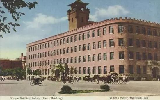 青岛红岛经济区管委会大楼图片