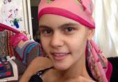 她患罕见癌症:为模特梦坚持