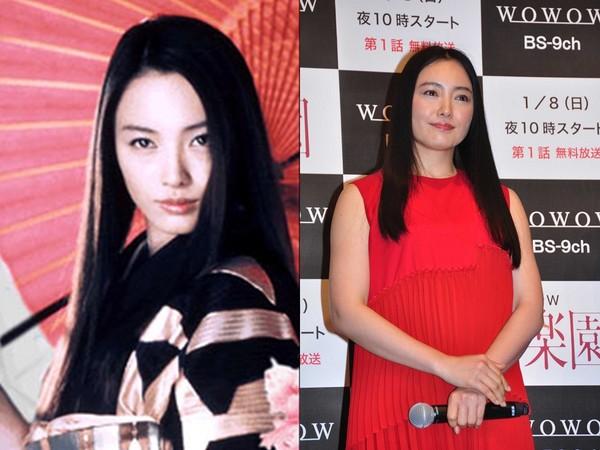 日本性感明星发福 网友:一代女神变大妈