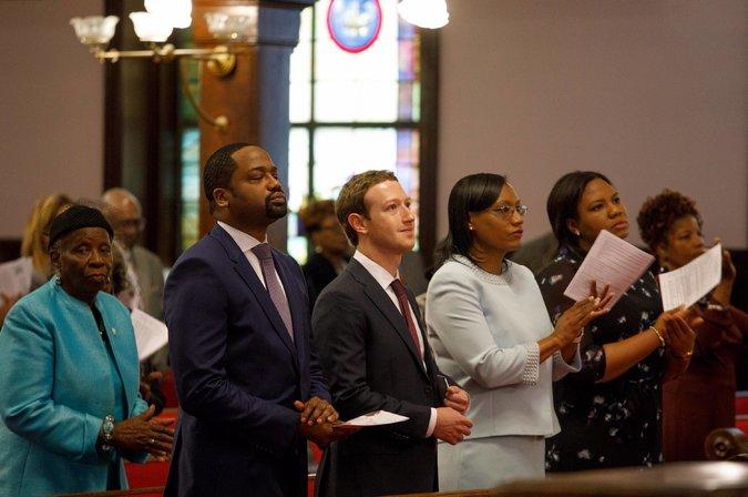 """扎克伯格""""全美公路之旅"""" 为Facebook寻找新的使命感"""
