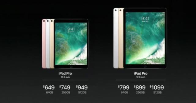 苹果发布新iPad Pro,并推出HomePod智能音箱