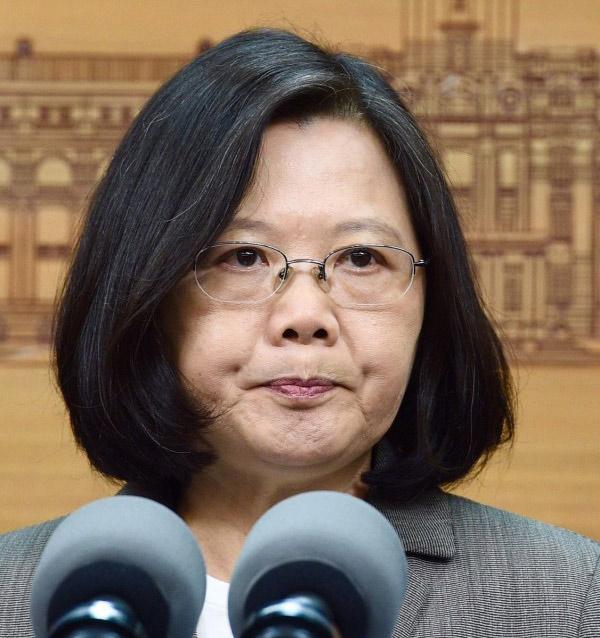 媒体:蔡英文能用的钱还没有深圳市委书记多 (图)