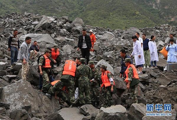 万达集团捐款2000万 救助茂县山体垮塌遇难群众
