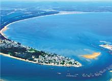 儋州:泊潮湾畔好风光