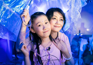 何静JuoJuo:闺蜜式母女的奇幻大冒险
