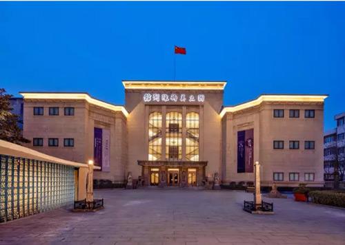 江苏省美术馆老馆分享展示图片