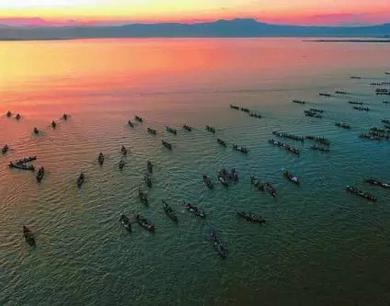 2017余干·中国鄱阳湖开湖节今日开幕