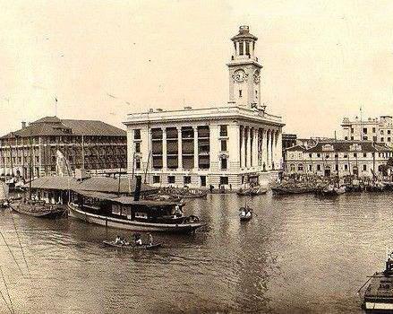 19世纪汉口的城市功能和市容印象