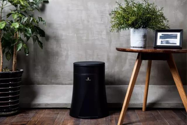获得设计大奖的垃圾桶,换垃圾袋像抽纸一样容易!