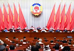 俞正声出席全国政协常委会会议