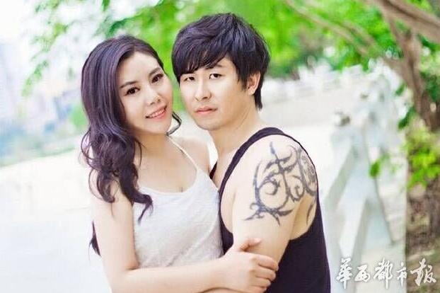 05年超女纪敏佳正式结婚 没办婚礼勤俭节约摆家宴