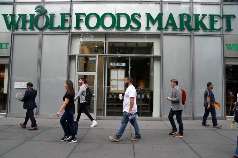 亚马逊收购全食超市内幕:击败6家公司 禁止泄露消息