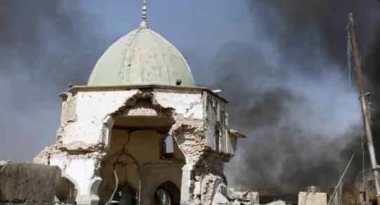 伊拉克第2大城市摩苏尔解放 1000名IS分子被毙