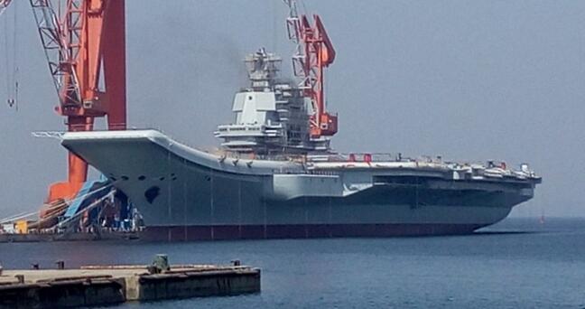 001A型航母 前途远大的亚洲最强航母