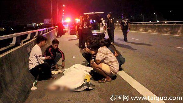 16岁女孩高速路上自拍 被宝马撞亡