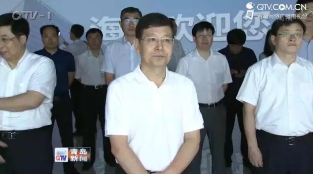 期间,周连华表示,青岛作为全省经济发展的龙头,有许多方面值得淄博