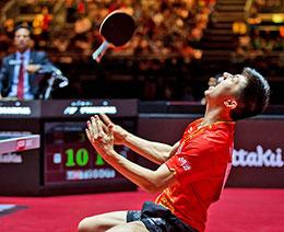 国乒究竟有多火:超3亿中国人观看世乒赛