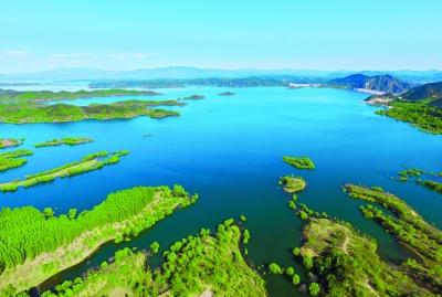 北京密云水库蓄水量突破18亿立方米