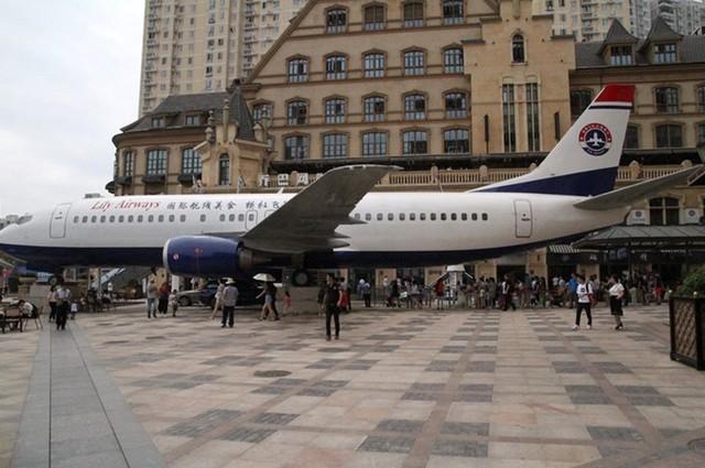 有空姐服务!揭秘武汉的真实飞机餐厅