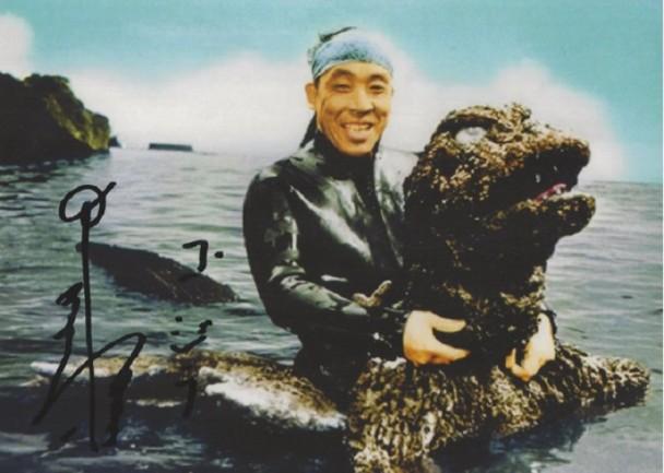 演出12部哥吉拉 日本演员中岛春雄88岁辞世