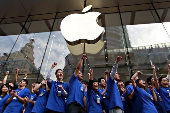 全球智能手机市场八成利润被苹果一口咬走