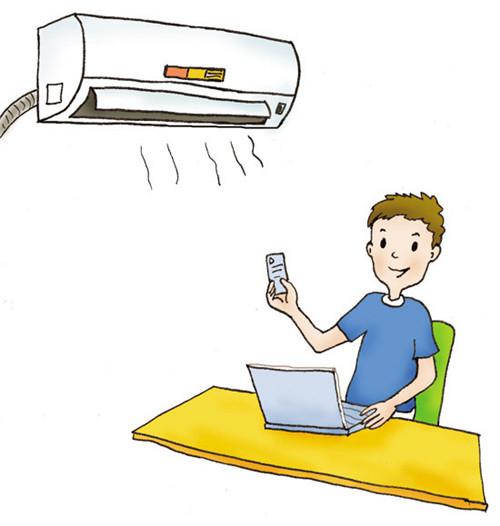 空调成夏季用电最大负荷 调高1℃一天省电4.5度