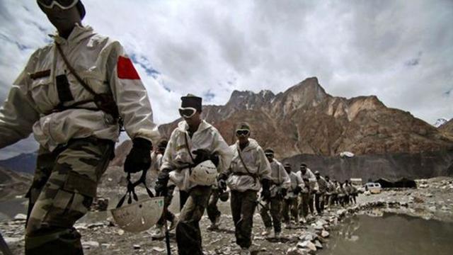 印军故意泄露备战消息吓唬中国?