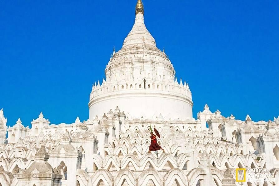关于缅甸佛教的13个画面