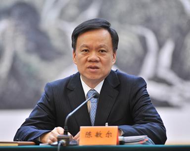 陈敏尔走访人大政协机关:坚决贯彻党中央决策部署